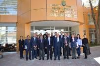 ÖMER HALİSDEMİR - Yenişehir'e Akademik Katkı