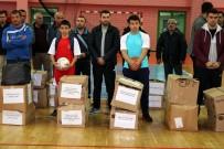 KEMAL YURTNAÇ - Yozgat'ta Amatör Spor Kulüplerine Malzeme Desteği Yapıldı