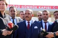 GÜVENLİ BÖLGE - Zaroğlu Açıklaması 'Cilvegözü Gümrük Kapısı'ndan Yakında Çimento Ve Demir De Geçecek'