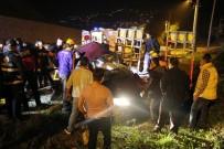 BÜLENT ECEVİT ÜNİVERSİTESİ - Zonguldak'ta Feci Kaza Açıklaması 1 Ölü