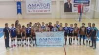 AMATÖR - 1308 Osmaneli Belediye Spor Kız Voleybol Takımı İkincilik Kupasıyla Döndü