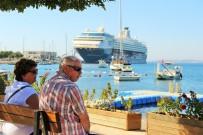 31 Bin Turist Bodrum'a Akın Etti