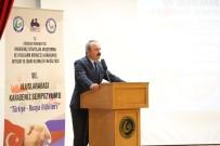 GIRESUN ÜNIVERSITESI - '7. Karadeniz Uluslararası Sempozyumu' Giresun'da Başladı