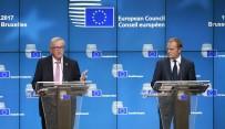 AVRUPA - AB Liderlerinden İtalya'ya 'Tam Destek'