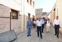 RESTORASYON - Adana'da Tarihi Sokak Restore Ediliyor