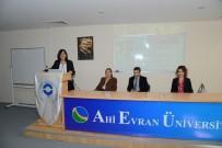 KARAOĞLAN - AEÜ'de Kemik Erimesi Hastalığı Konferansı Verildi