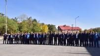 BİNALİ YILDIRIM - Ahlat'ta '19 Ekim Muhtarlar Günü' Kutlandı