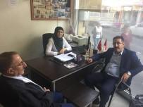 AK Parti Bağlar İlçe Başkanı Gezer, Muhtarları Yalnız Bırakmadı