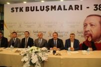 FEVZI KıLıÇ - AK Parti Genel Başkan Yardımcısı Karacan STK'larla Biraraya Geldi