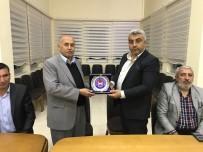 BİR AYRILIK - AK Parti Hisarcık İlçe Başkanı Turası'ya Veda