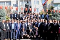 AYKUT PEKMEZ - Aksaray'da 19 Ekim Muhtarlar Günü Etkinliği