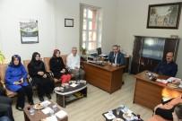 ALINUR AKTAŞ - Aktaş Belediye Personeliyle Bir Araya Geldi