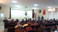 TAŞIMALI EĞİTİM - Alaçam'da Servis Şoförlerine Eğitim