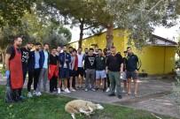 Alaşehir Belediyespor Çalışmalarına Kurban Keserek Başladı