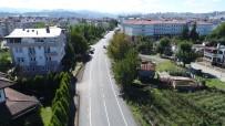 YAVUZ SULTAN SELİM - Altınordu'da Modern Yollar