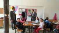 SARIYER - Altıntaş Milli Eğitim Müdürü Tanrıkulu, Köy Okullarında Yeni Müfredatı Anlattı