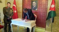 BAŞKENT - Ammanda Osmanlı Şehitlerine Vefa