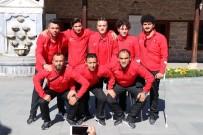 MILLI TAKıM - Ampute Futbol Milli Takımı'ndan Mevlana Müzesi'ni Ziyaret
