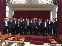 MACARISTAN - Avrupa Türk Girişimciler Birliği'nden Macaristan Ve Türkiye'ye Yatırım