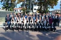 BELEDİYE BAŞKAN YARDIMCISI - Ayvalık'ta Muhtarlar Günü Kutlandı