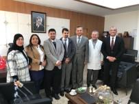 BAHREYN - Bahreyn Sağlık Bakanlığı'ndan ERÜ'ye İşbirliği Ziyareti
