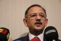 İSTİFA - Bakan Özhaseki Açıklaması 'Alınan Bu Kararlara Saygı Duyulması Gerekir'