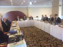 BARTIN VALİSİ - BAKKA Ekim Ayı Toplantısı Yapıldı