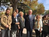 DERNEK BAŞKANI - Başkan Kurt Muharrem Ayı Boyunca Vatandaşlarla Bir Araya Geldi