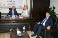 MEHMET ERDOĞAN - Başkan Kutlu Açıklaması 'Erdoğan Başarılı Ve Deneyimli Bir Siyasetçi'