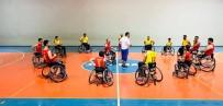 TEKERLEKLİ SANDALYE - Batman Belediyesi Engelliler Spor Kulübü 2. Ligde Mücadele Edecek