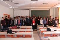İŞ SAĞLIĞI VE GÜVENLİĞİ - BEBKA Genel Sekreteri İsmail Gerim Öğrencilerle Buluştu
