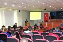 BEDEN EĞİTİMİ - Beden Eğitimi Öğretmenlerine Seminer Verildi