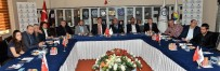 İŞ DÜNYASI - Belarus Büyükelçisi Savınykh ETSO'yu Ziyaret Etti