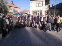 YUSUF ÖZDEMIR - Beyşehir'de Mahalle Ziyaretleri