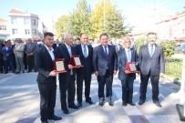 İSTIKLAL MARŞı - Beyşehir'de Muhtarlar Günü Kutlandı