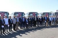 FERHAT SINANOĞLU - Büyükşehir Belediyesinden 10 İlçeye Otobüs Desteği