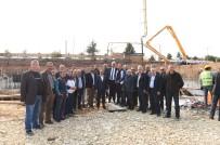 Çalışanlar Sitesi Sakinlerinden Belediye Başkanı Tahsin Babaş'a İmar Teşekkürü