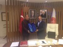 Çat Belediye Başkanı Duru, Rektör Bağlı'yı Ziyaret Etti