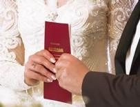 Resmi Nikah - CHP'den muhtarlara nikah yetkisi için teklif