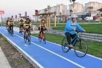 SANAYİ SİTESİ - Çorlu Bülent Ecevit Parkı Açıldı