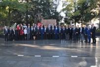 HÜRRİYET MAHALLESİ - Çorlu'da Muhtarlar Günü Kutlaması