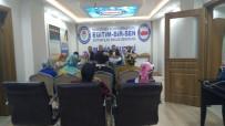 İSTİŞARE TOPLANTISI - Eğitim-Bir-Sen Kadınlar Komisyonu Görev Başında