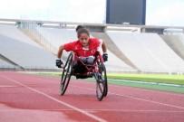 BAĞCıLAR BELEDIYESI - Engelli Atlet Nurşah Usta Avrupa İkincisi Oldu