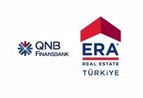 FINANSBANK - ERA Türkiye, QNB Finansbank'ın Gayrimenkul Yatırım Danışmanı Oldu