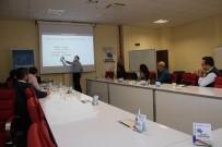 STRATEJI - Erciyes Teknopark'ta Yazılım Firmaları İçin 'Dış Ticaret Eğitimi' Düzenlendi