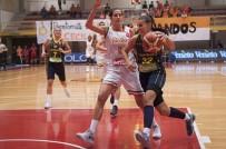 BIRSEL VARDARLı - Fenerbahçe Farklı Yenildi