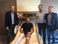 MENİSKÜS - Fenerbahçe Maçında Sakatlanan Aytaç Kara Menisküs Ameliyatı Oldu