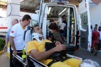 Fethiye'de Arazöz Uçuruma Yuvarlandı Açıklaması 5 Yaralı