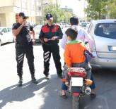 GAZIANTEP EMNIYET MÜDÜRLÜĞÜ - Gaziantep'te Okul Çevresinde Bulunan Ganyan Bayiler Denetlendi