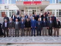 HÜKÜMET KONAĞI - Gölpazarın'da 19 Ekim Muhtarlar Günü Kutlandı